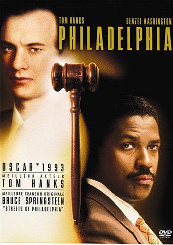 Affiche film Philadelphia Jonathan Demme