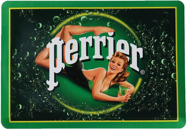 Set de table Perrier