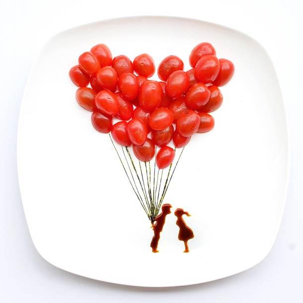 Création Red Hong Yi