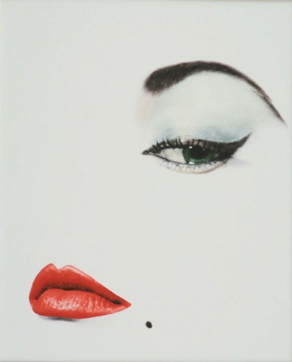 Erwin Blumenfeld photo pour Vogue
