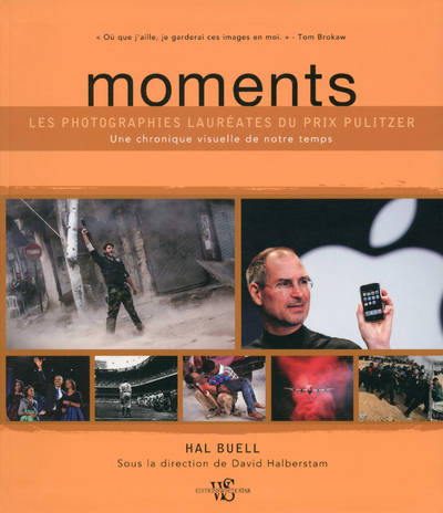 1ère de couverture Moments