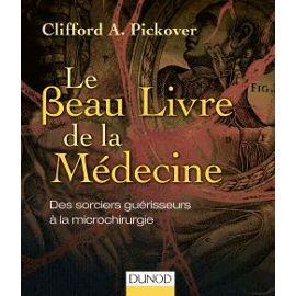 1ère de couverture le beau livre de la médecine