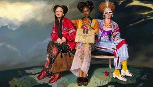 Gucci campagne Ignasi Monreal