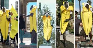 ampagne-sensibilisation-statue-banane3